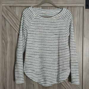 Loft straight sweatshirt pullover